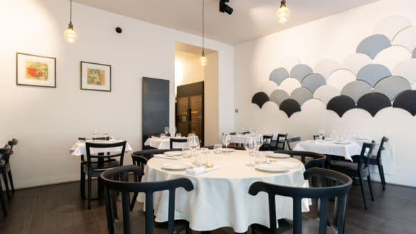 Salle du restaurant - Bap Sain, Paris