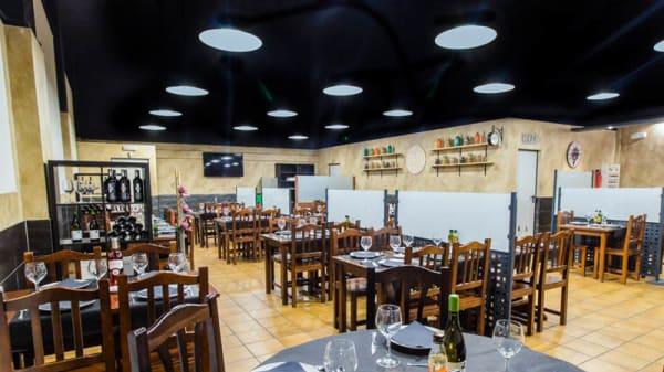 vista de la sala - El Set Restaurant, Terrassa