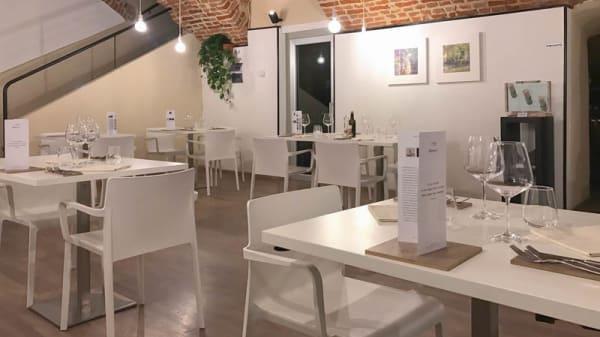 La sala - Osteria Bistolfi, Casale Monferrato
