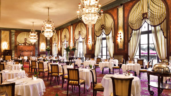 Coté Royal - Hôtel Barrière Le Royal, Deauville