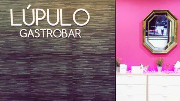 Vista del interior - Lúpulo Gastrobar - Restaurant, Fuenlabrada