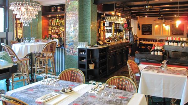 Salle du restaurant - Chez Yvette, Arcachon