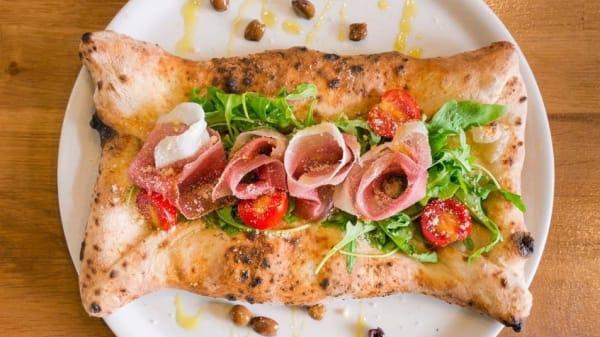 Pizza - Mangia Pizza & Wine da Antonio, Amsterdam