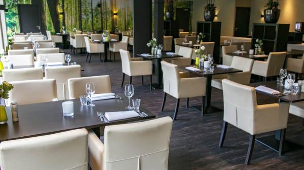 Het restaurant - Fletcher Hotel-Restaurant De Eese-Giethoorn, De Bult