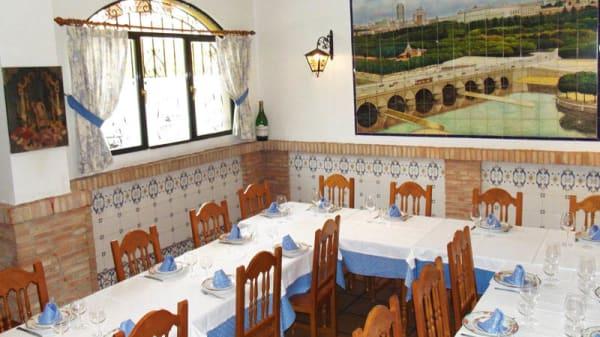 Comer bien en Puerta del Ángel - Las Marismas, Madrid