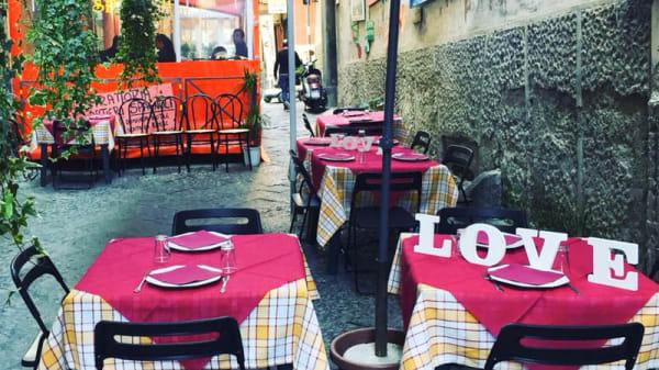 Terrazza - Trattoria Quartieri Spagnoli, Naples