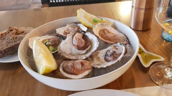 Sugerencia del chef - Muelle Viejo, Alcala