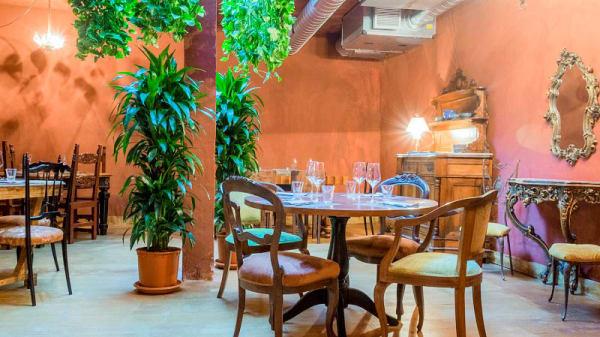 Veduta dell interno - Vittorio Spezie e Cucina, Rome