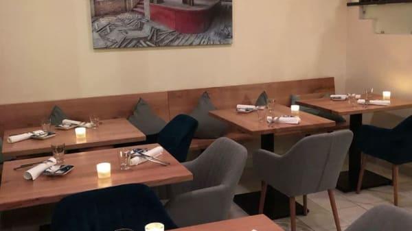 Tischdetail - Huber's Essen & Trinken, Wien