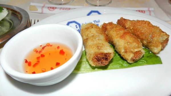 Suggestion du chef - Royal Thai, Gif-sur-Yvette