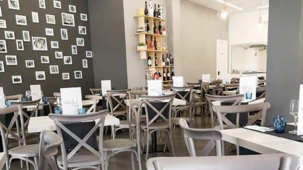 Vista della sala - ReCarlo, Spaghetti & Margherita d'Eccellenza, Giugliano in Campania