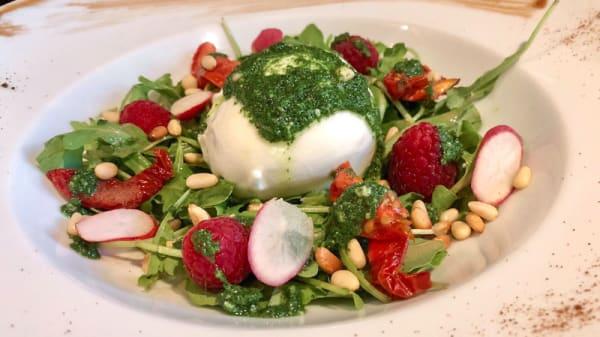 Salade du Comtpoir - Comptoir Saint Paul, Montpellier