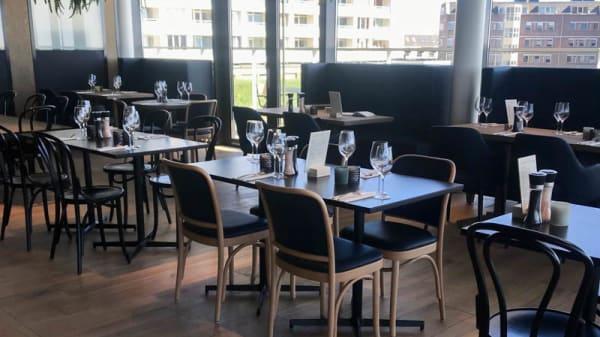 Het restaurant - Restaurant Comer, Egmond aan Zee