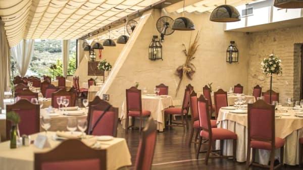 Sala del restaurante - Refectorio - Hotel Convento La Magdalena, Antequera