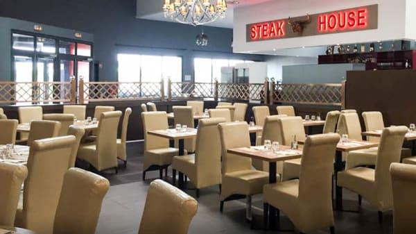 Vue de la salle - Grillades Steakhouse Buffet 69, Saint-Priest