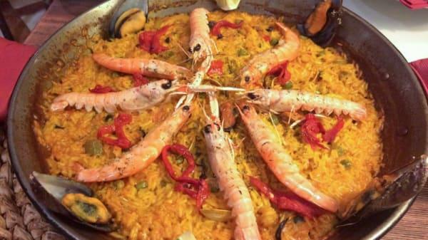 Sugerencia de plato - La Catedral de la Tapa, Sevilla