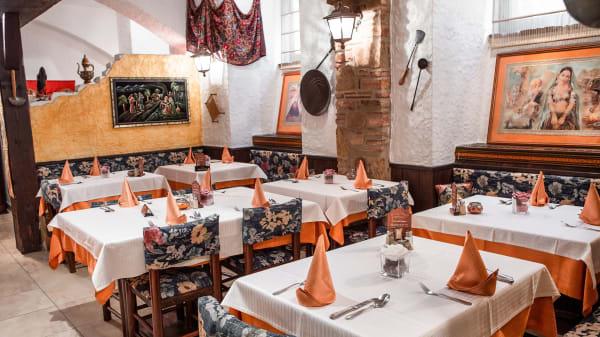 Restaurant Indien Village, Vienna