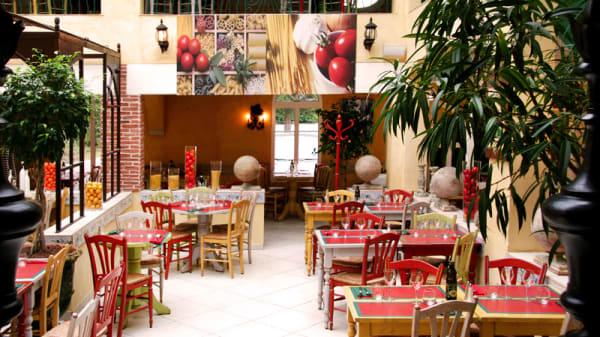 Vue de l'intérieur - Rigatoni Café Saint Brice, Saint-Brice-sous-Forêt