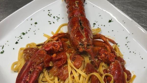 Tagliolino all'astice - La Pasta è Pronta, Nocera Terinese