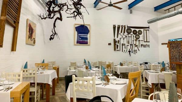 Vista sala - La Carpintería Gastrobar Restaurante, Vigo