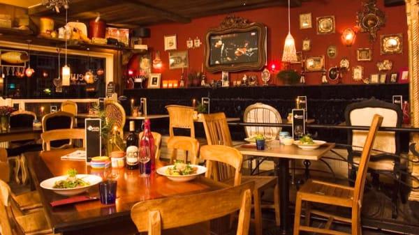 Restaurant - De Beurs Eten & Drinken, Edam