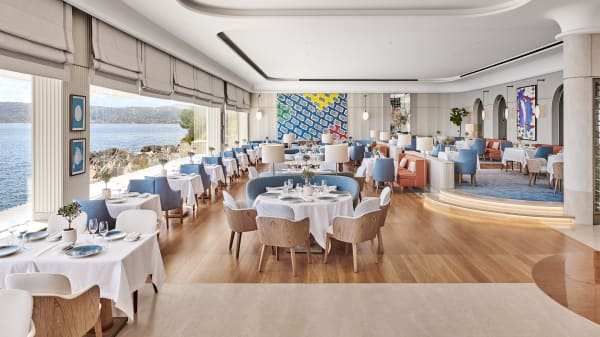Restaurant Eden-Roc - Restaurant Eden-Roc, Antibes