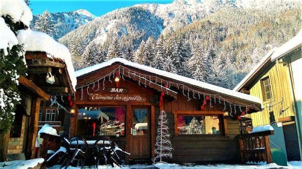 Extérieur - Cremerie des Aiguilles, Chamonix-Mont-Blanc