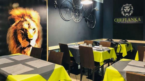 Vista Sala - CHEFLANKA - sri lankan restaurant, Verona