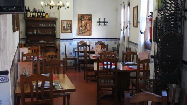 Sala del restaurante - Taberna Pradera, Valladolid