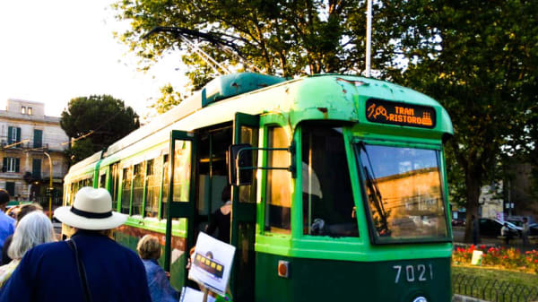 Tram tracks - Tram Tracks, Roma