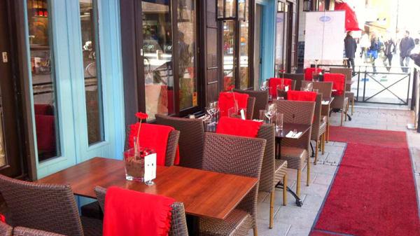 entre - Restaurant Olympia, Linköping