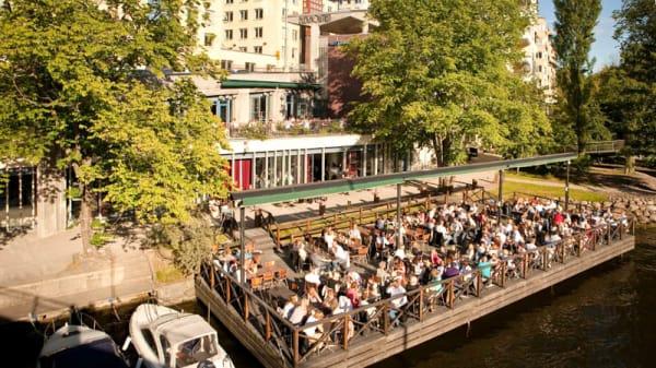terrace - Blekholmen, Stockholm