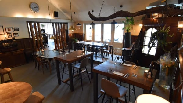 Het restaurant - De Proeverij, Sprang-Capelle