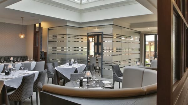Room's view - Marco Pierre White Steakhouse Bar & Grill - Meriden, Solihull
