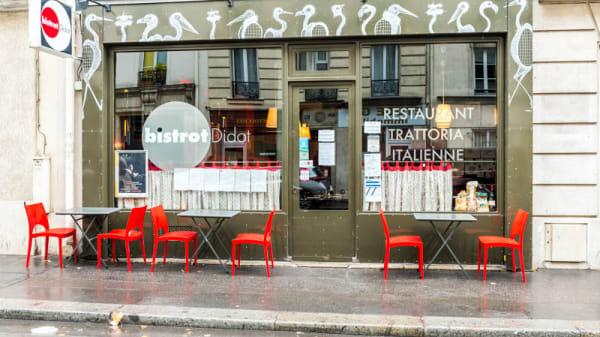 Entrée - Bistrot Didot, Paris