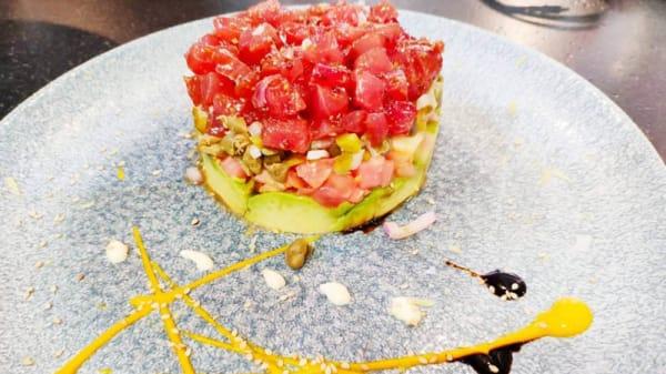 Sugerencia del chef - Bodega Teba, Granada