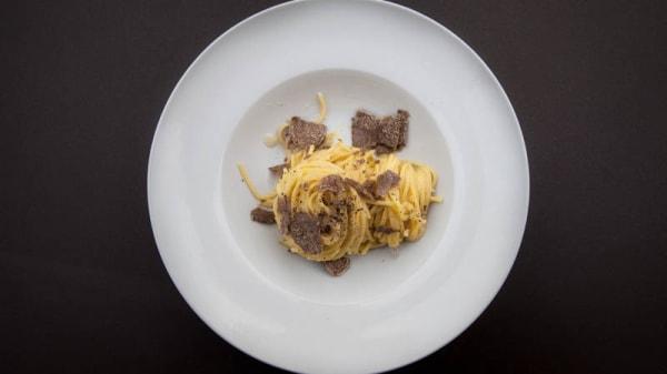 Tagliolino al tartufo - Locanda di Camugliano, Ponsacco