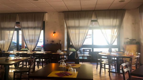 Vista sala - Piccolo Hotel Cafè & Bistrot, Rosignano Solvay-Castiglioncello