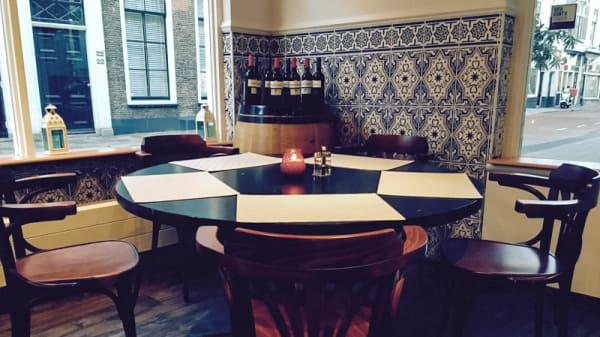 Het restaurant - Casa Ramon, Leiden