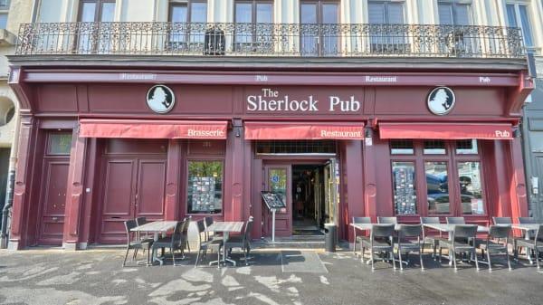 Façade - The Sherlock Pub, Lille
