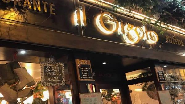 L'enseigne - Il Gigolo, Paris