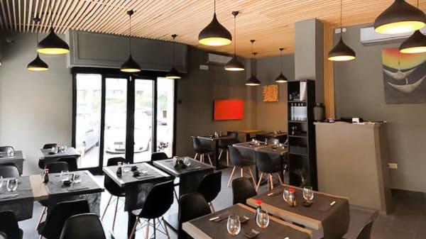 Vista sala - Shiso restaurant, Roma