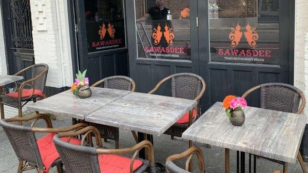 Terras - Thais Restaurant SawasdeeBreda, Breda