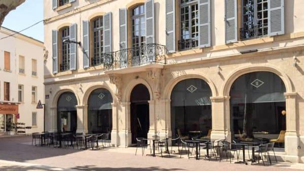 Terrasse - Maison Bouquet, Roanne