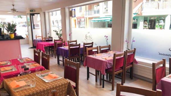 Vista sala - Le Dim Sum Gourmand, Genève