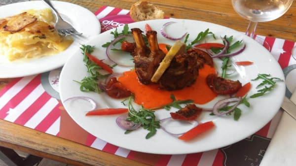 Suggestion du chef - Restoranch, Rochetaillée-sur-Saône