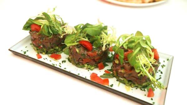 Suggestion du chef - La Gioia, Paris