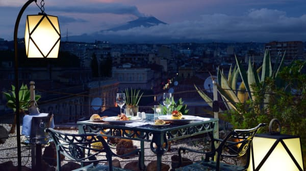 """Suggerimento dello chef - Etnea Roof Bar & Restaurant by """"UNA cucina"""", Catania"""
