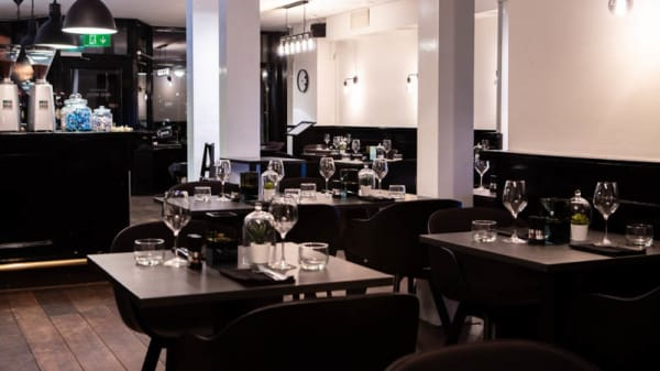 Het restaurant - Antica Osteria da Gisella, Heemstede