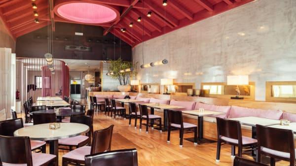 Restaurante 1º piso - Habitat Terra e Fogo, Porto